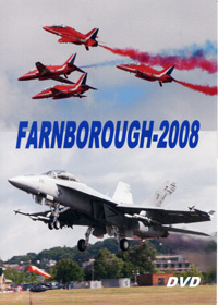 Авиасалон Farnborough-2008 (Англия)