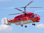 30.04.2014 Russian Helicopters deliver Ka-32A11BC to Shanghai