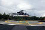 05.09.2014 Russian Ansat helicopter wins grand prix in Mil Cup helicopter race