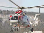 16.02.2016  Russian Helicopters to supply 9 helicopters to China